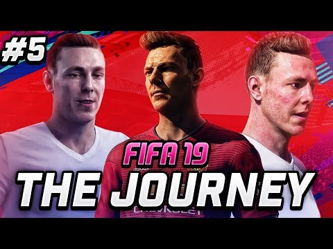 FIFA 19 The Journey Ep5 - WILLIAMS BROTHER'S BATTLE!!