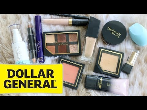 Lisa St. Regis - This Dollar General Makeup Line Might Be Worth Trying