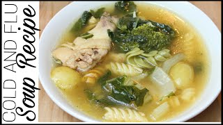 SOUP FOR COLD AND FLU