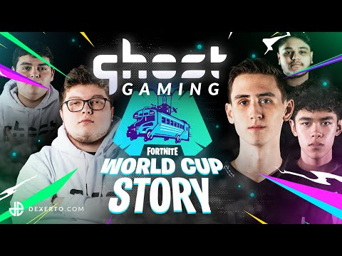 Ghost Gaming: A Fortnite World Cup Story