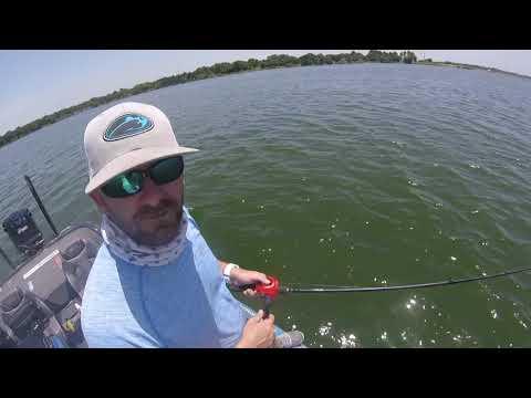 Do Bass eat SPOONS? Fishing Fayette County Lake