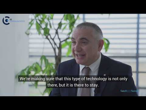 South EU Summit Interview With Stephen McCarthy - CEO Of Malta Digital Innovation Authority (2/3)