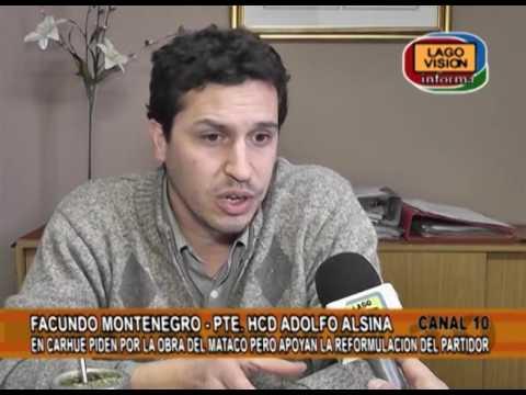 FACUNDO MONTENEGRO - PTE  HCD A  ALSINA