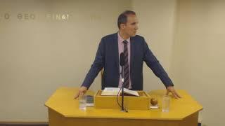 Περάκης Δημήτρης Γένεσ  ιη' 17 19 & Ματθ  ε' 13 16