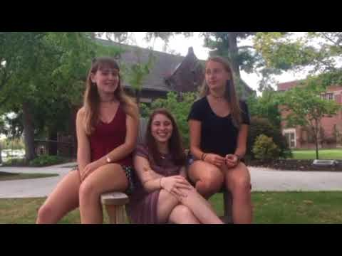 Tri Sigma Gettysburg College 2017 Recruitment Video