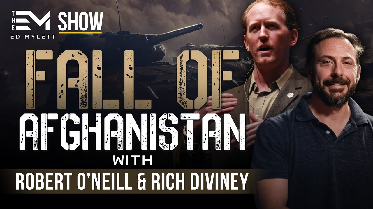 US Chaotic Pullout of Afghanistan: What Happened and What's Next? w/ Robert O'Neill and Rich Diviney
