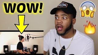 friends x questions   justin bieber chris brown william singe cover reaction