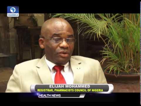 Registrar, Pharmaceutical Council of Nigeria Speaks on Challenges PT1