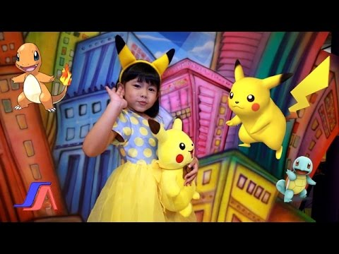 Cari Pokemon- Faiha (Official Music Video)