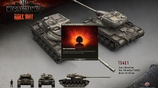 World of Tanks || MT-15 personal mission for T28 HTC || T54E1