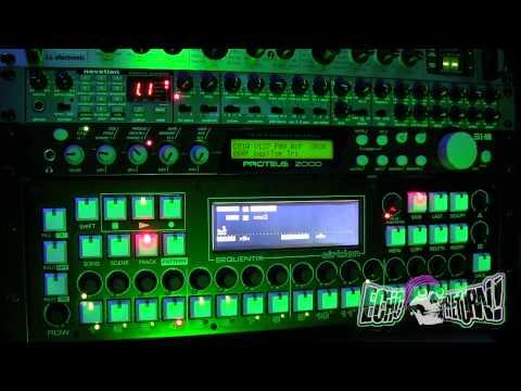 Sequentix Cirklon: Live Jam 12-2-13—Echo Return
