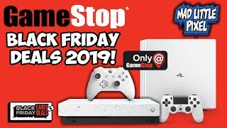 Gamestop Black Friday 2019 Deals! Early & Exclusive Gaming Sales!