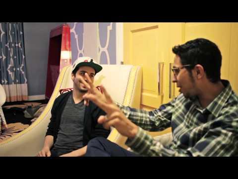 """Cash Cash """"Lightning"""" Interview with Dj Beatstreet"""