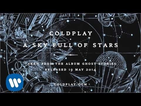 Coldplay - A Sky Full Of Stars:歌詞+中文翻譯