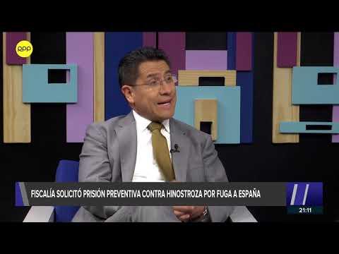 """Amado Enco: """"La corrupción existe y hace daño al país"""""""