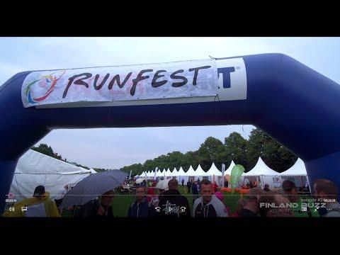 RUNFEST Helsinki 31.8.2017 - Social Sports Event - Hyvän, huvin ja urheilun vuoksi!