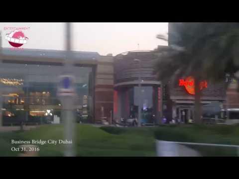 Shopping Mall Dubai Business Bridge City Hard Rock Cafe Mark Spencer Old Navy Aldo Jashanmal H&M