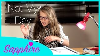 keith james not my day cover by 12 year old sapphire