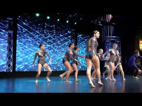 """Contemporary Senior Small Group- """"A single Act of Kindness""""- FOCUS Dance Center"""