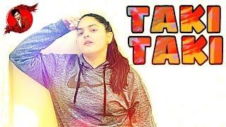 Taki Taki - DJ snake ft.selena gomez,Ozuna,cardi B   Dance Video