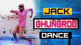 Ghungroo Song | War |Jack Shimul  | Hrithik Roshan, Vaani Kapoor | Arijit Singh, Shilpa Rao