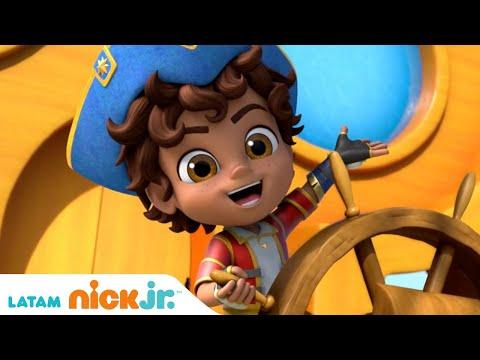 Santiago de los Mares | La melodía encantada | Nick Jr.
