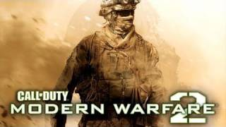 Modern Warfare 2 Multiplayer Gameplay Map Rust (HD 720p)