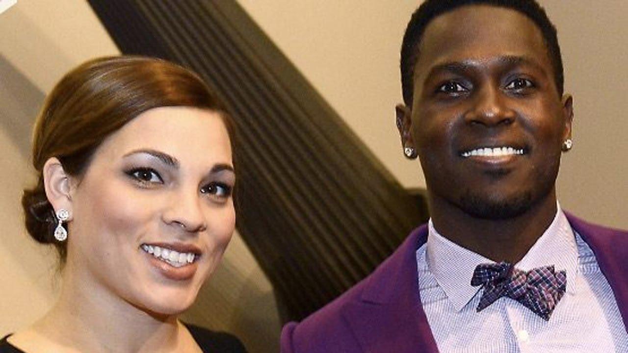 Antonio Browns Girlfriend Chelsie Kyriss Blasts Him For Leaving