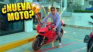 VOY A COMPRAR UNA MOTO DEPORTIVA    ALFREDO VALENZUELA
