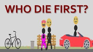 SHORT LIFE - who die first - STUPID STICKMAN