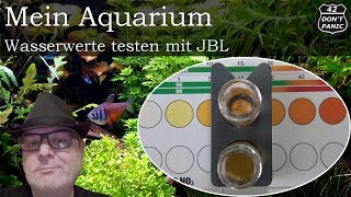 Mein Aquarium - Teil 52 - Wasserwerte messen mit JBL thumbnail