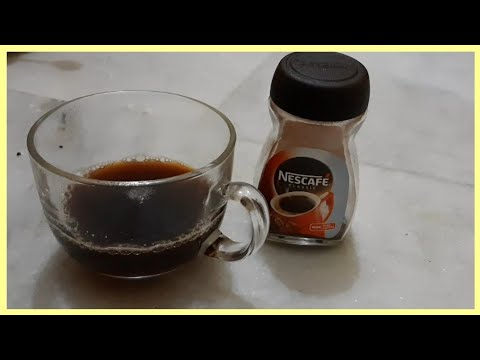 Fastest weight loss  black coffee / natural fat burner