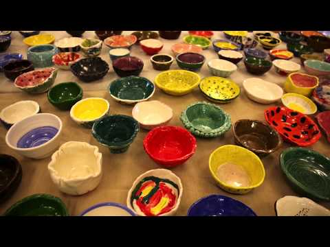 Lasell College: Empty Bowls
