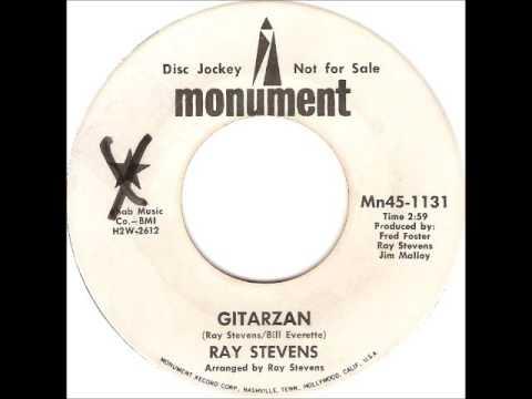 Ray Stevens - Gitarzan (Stereo 45 Version)