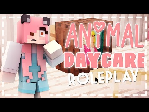 Minecraft Roleplay | Animal Daycare: Silly Lizards! ♥03 | Mousie