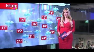 Aktuelle Wetterprognose für Mittwoch (10.06.2020)