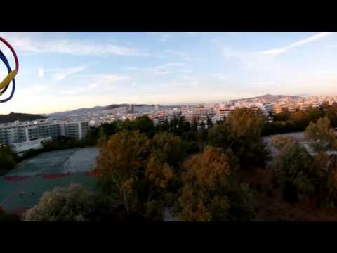 Getting started with FPV over campus in Athens
