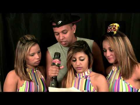 Perguntas Brunyn e as meninas do funk