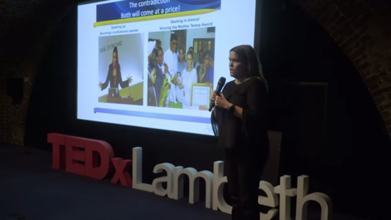 Finding your voice: How to make a lasting impact on the world | Jillian Haslam | TEDxLambeth