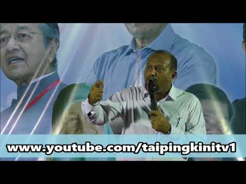 Gobind Singh Deo: Apa Yang Berlaku Adalah 1 Usaha Untuk Terus Menutup Isu-Isu 1MDB. Youtube