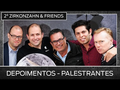 Depoimentos - Ministrantes - 2º Zirkonzahn & Friends