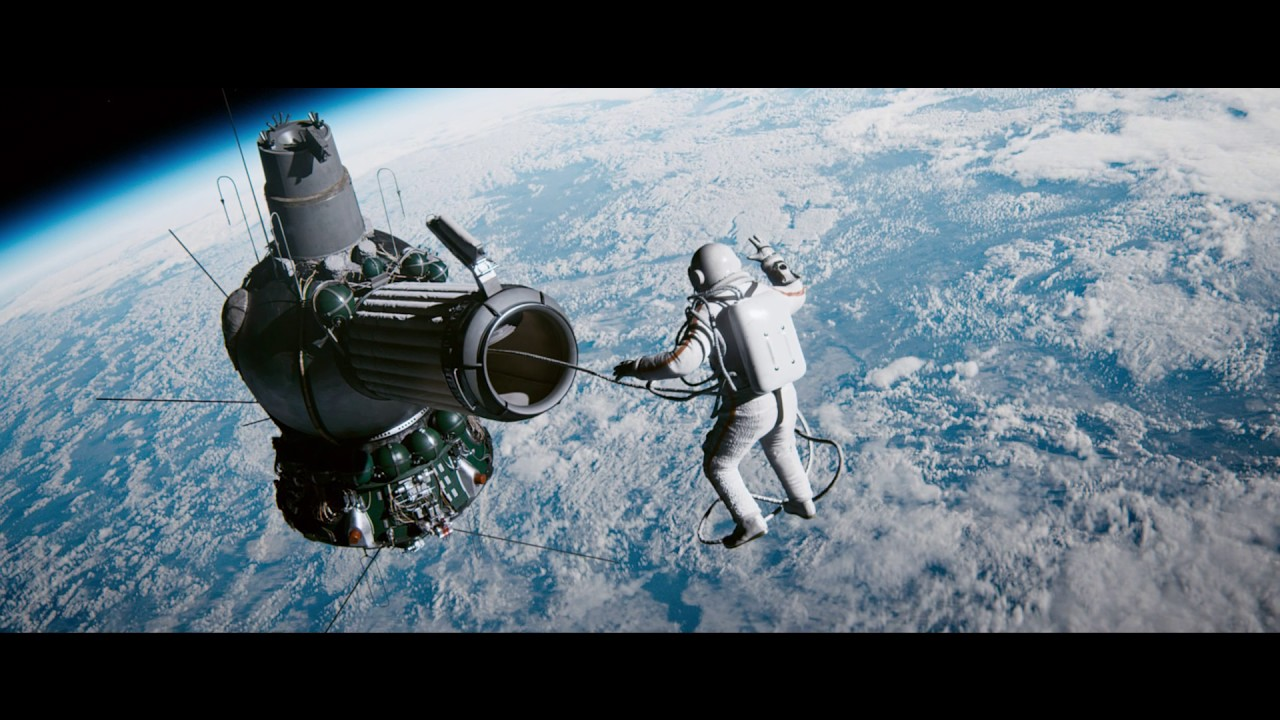The Spacewalker trailer (english subs) - YouTube