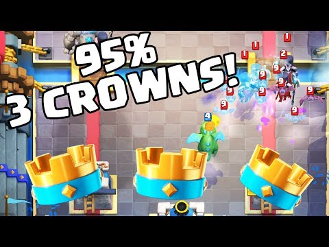 MOST TOXIC NIGHT WITCH DECK • Clash Royale