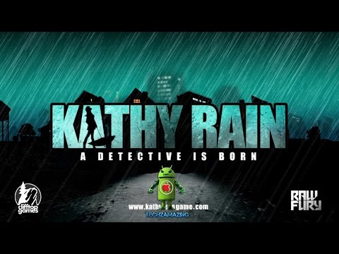 KATHY RAIN iOS / Android Gameplay HD