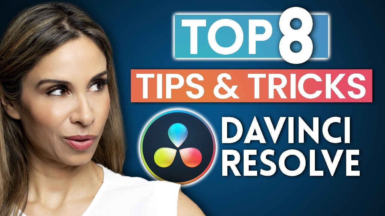 Download DaVinci Resolve - 8 Tips You NEED to Know as a Beginner