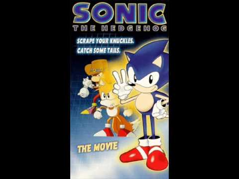 Sonic the Movie - The Land of Darkness