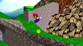 Super Mario 64 TAS Competition Task 23 - My Run (9.63, 2nd Place Tie)
