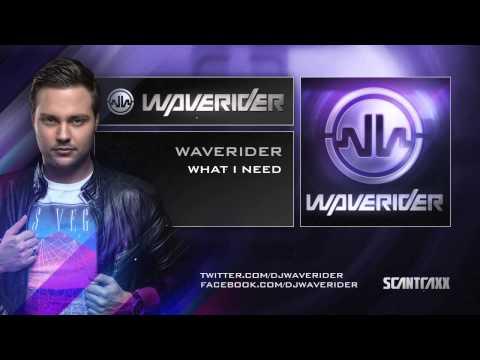 Waverider - What I Need