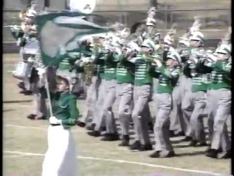 Livingston High School Band 1989 - UIL Region 10 Marching Contest