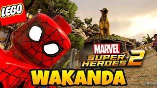 LEGO Marvel Super Heroes 2 PT BR #33 - A CIDADE DO PANTERA NEGRA